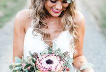 Hochzeit- Braut Outfit