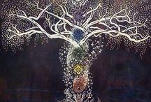 ☪チャクラの樹