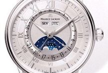 Watch with Moon phase