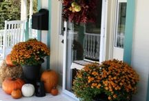 Fall Front Porch / by Kelly Caton