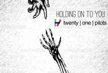 Twenty Øne Pilots / My favorite techno/ scream synthpop/ schizophrenic pop/ spoken word/ emo rap/ ukulele hiphop/ alternative slam poetry/ electronica electro/ pop punk/ indie pop band XD