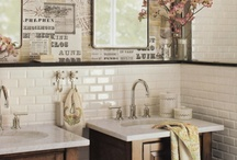 Bathroom / by Payton Arant