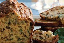 Vegetarian - Bread, Pizza, Sandwiches
