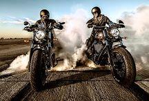 Motorbike, motocycle....