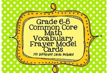 COMMON CORE / by Inge Frederick