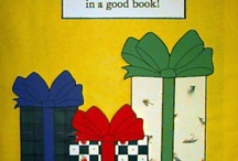 Book Displays in the LMC / Bulletin board and hanging display ideas / by Tammy Sczepanski