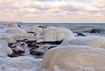 Zimowa Gdynia / Winter in Gdynia
