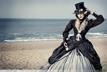 Steampunk / My favorite things in the world of Victorian Sci-Fi