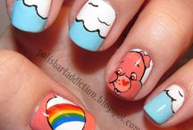 nail art / by Amy Evans