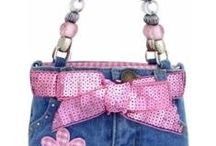 ideas de jeans para bolsos
