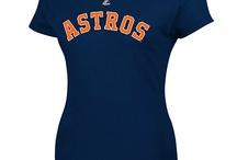 Astros Women's Gear / Ladies, are you looking for great new Astros gear with classic looks for 2016? Here you go!