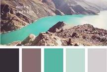 Vackra paletter