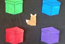 Themes & Schemes: Surprise! Boxes, Birthdays & Imagination