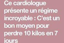 régime cardiologue