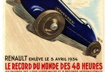 Posters automobilismo