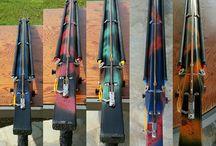 B Daniel Roller 104 / B Daniel Roller spearguns by Basil Daniel