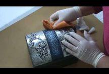 Foil art!
