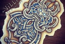 knotwork / Celtic/viking knotworks