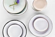 Ceramics | Tableware / Adi Nissani Tableware collection
