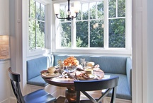 Home-Breakfast Nooks / by Brenda Mulhausen