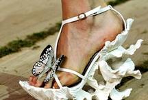 Shoe Art... / by Bobbie Harvard