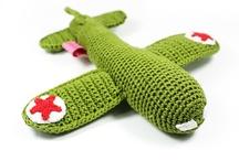 Crochet toys and stuffed crochet