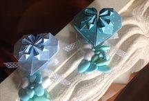Origami, girandole e confetti