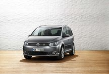 Volkswagen Touran / Un Volkswagen Touran puede verse de muchas formas.