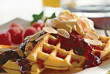 Waffles / by Deanna Mustafa
