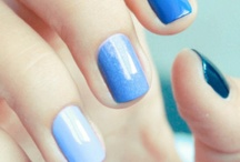 Cute Nail Ideas / by Emily Rule