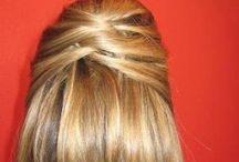 Волосы короче