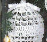 Crochet Christmas ornament