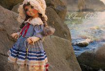 морские куклы