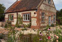 Our Gardens / Gardens we've designed and built