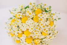 C+N Floral Inspiration / Yellow wedding flowers