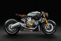 Bitchin' Bikes / Customs & One of a kind Motorcycles