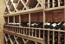 Wine cellars / by Dawn Maestro-Blom