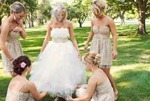 Wedding Ideas / by Brittnay Knapper