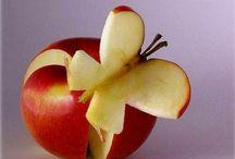 Creaciones con Frutas*