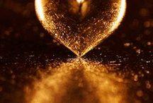 coeur _scintillements_or