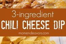 chilli cheese dip