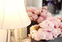 Design for the Girly Girl / Luxurious, feminine, glamorous interiors / by Robin