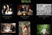Witchy and Pagan Humor / Witchy and Pagan humorous quotes and comics!