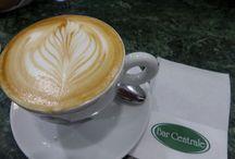 un cappuccino d'artista. ..
