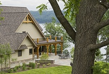 Timber Framing / by Woodhouse Timber Frame