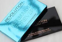 Makeup Revolution Palettes