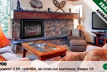 summit mountain rentals / Breckenridge, CO. & Frisco, CO. overnight rentals.  Ski Rentals