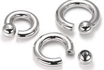 Body Jewelry   Intimate / Our collection of jewelry for intimate piercing and intimate wear