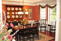 Dining Rooms / by Connie Sawyers
