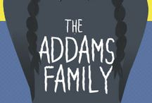 the addams family / by Isabel Andrus